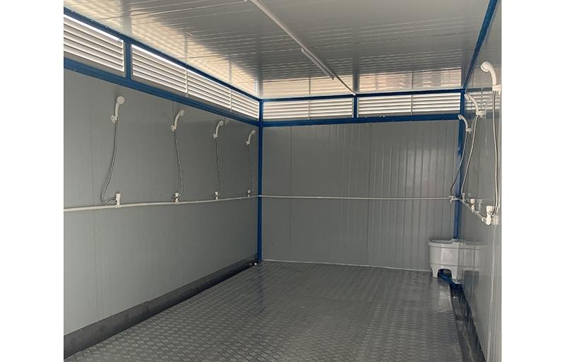 集装箱淋浴间