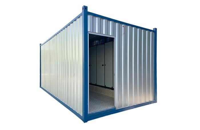 集装箱卫生间厂家为您分享智能移动卫生间的优点