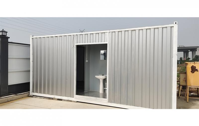 工地集装箱卫生间