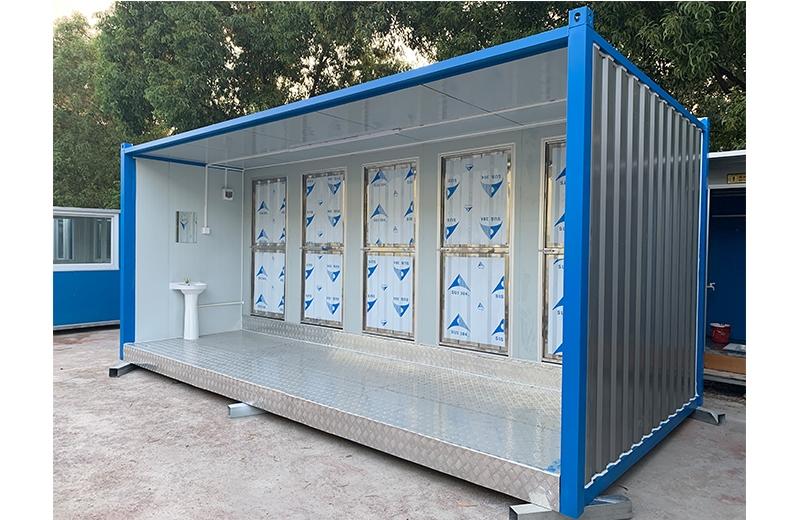 定制款集装箱卫生间
